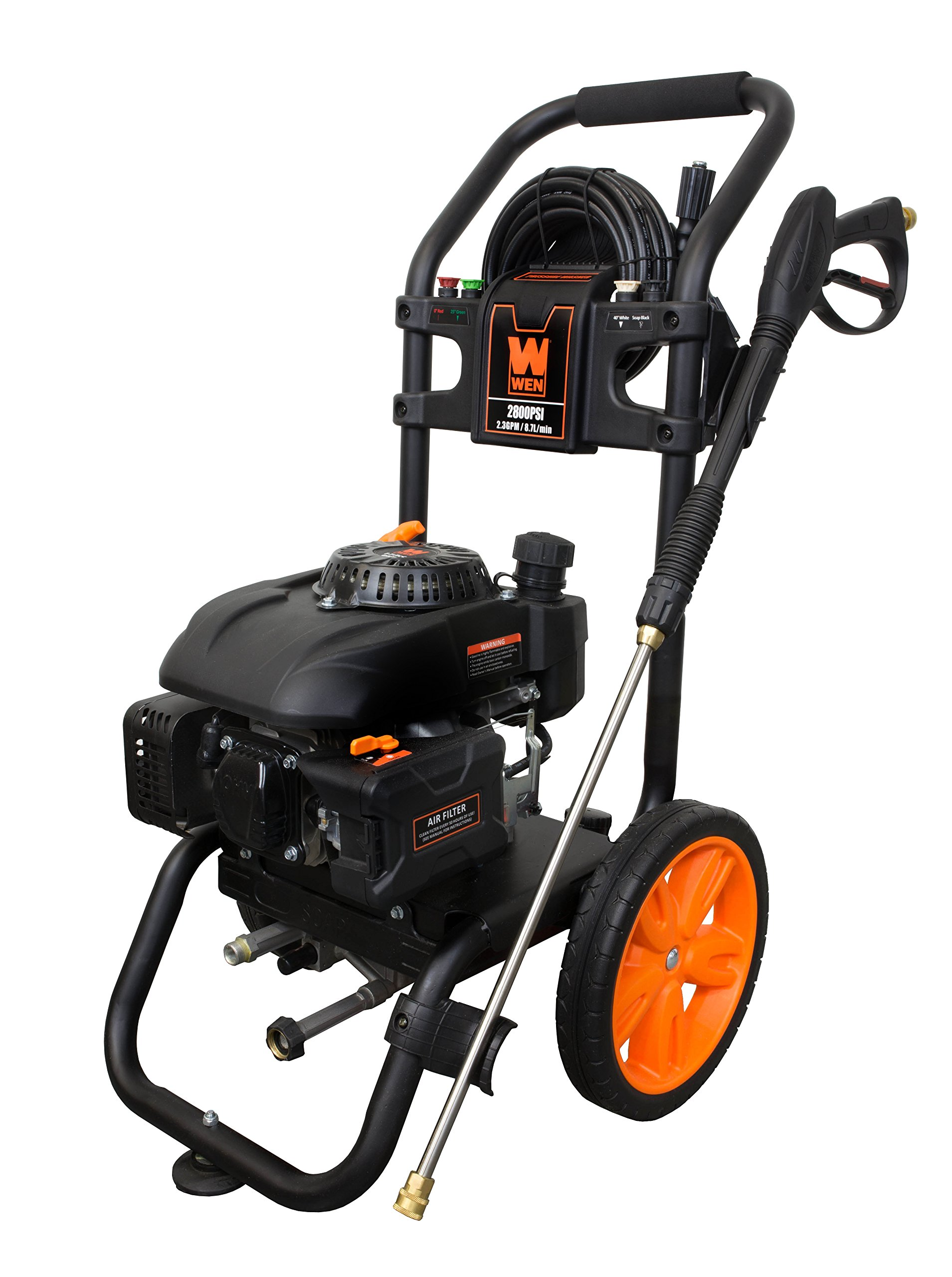 WEN PW28 2800 PSI Gas Pressure Washer Product Image
