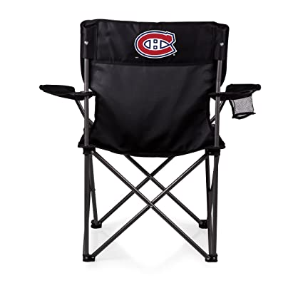 PICNIC TIME NHL Montreal Canadiens PTZ Portable Folding C& Chair  sc 1 st  Amazon.com : montreal canadiens chair - Cheerinfomania.Com