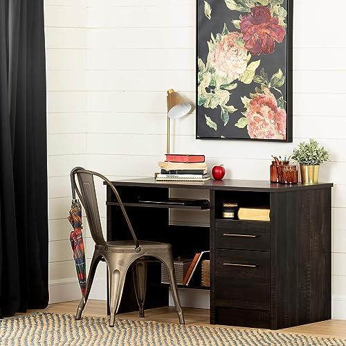 South Shore Gravity Desk-Rubbed Black