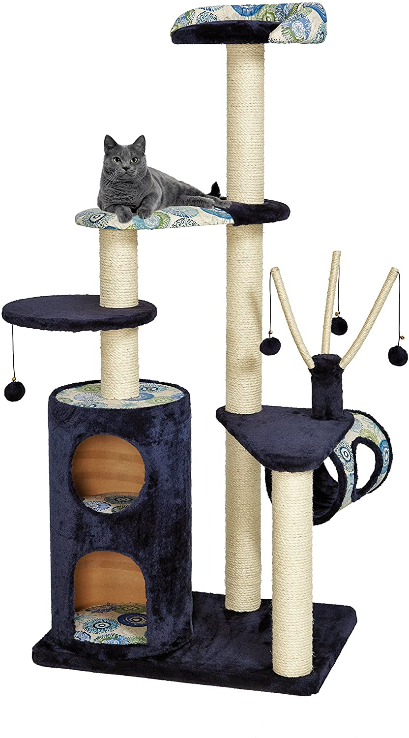 Top 10 Best Cat Tree For Large Cats [Updated November 2020] 3