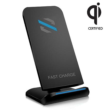 a70deaabd44 SKYVIK Beam 2 QI Certified 7.5W   10W Fast Wireless  Amazon.in  Electronics