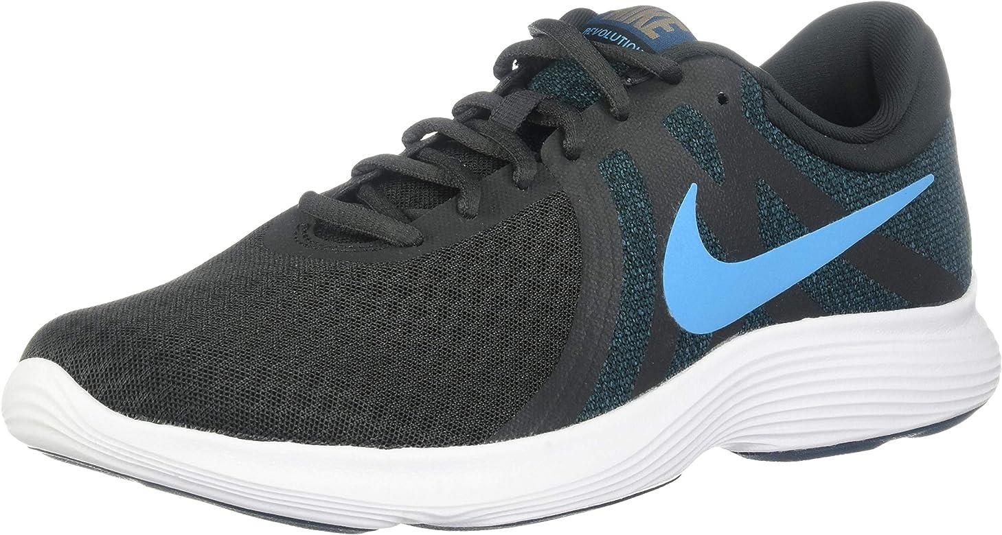 Nike Revolution 4 - Zapatillas de Deporte para Hombre, Color Negro ...