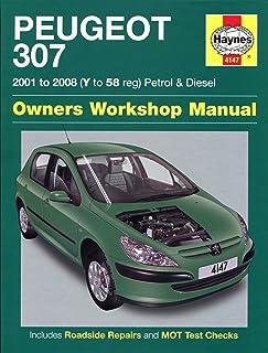 peugeot 307cc owners manual handbook 307 cc 1 6 2 0 litre 2 0 rh amazon co uk peugeot 307 convertible owners manual peugeot 307 cc user manual pdf