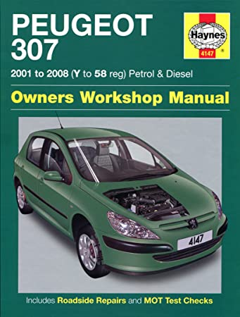 peugeot 307 repair manual haynes manual service manual workshop rh amazon co uk peugeot 206 1.4 hdi service manual peugeot 206 1.4 hdi service manual pdf
