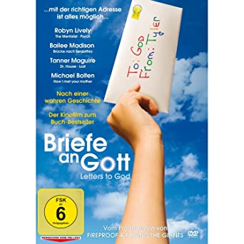 Briefe an Gott - Letters to God: Amazon.de: Robyn Lively, Jeffrey ...