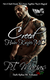 Creed: Hades Knights MC (Dark Alphas MC Romance): He's A Dark Dream,  She's Hope, Together, They're Magical (NorCal Chapter Book 2)