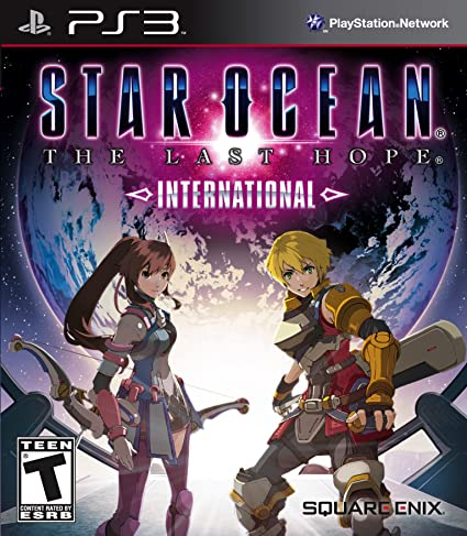 Amazon Com Star Ocean The Last Hope International Playstation 3 Square Enix Usa Video Games