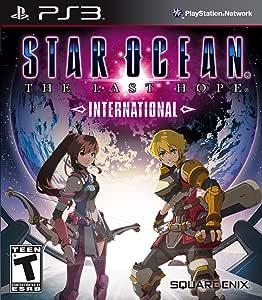 Jogo Star Ocean: The Last Hope International - Ps3