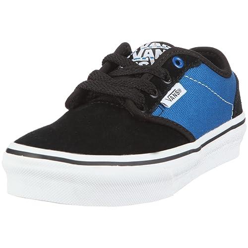 Vans Y Atwood VKI56XY - Zapatillas de tela para niño, Negro, EU 31.5: Amazon.es: Zapatos y complementos
