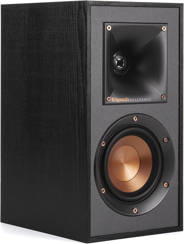 Klipsch R-41M Powerful Detailed Bookshelf Home Speaker