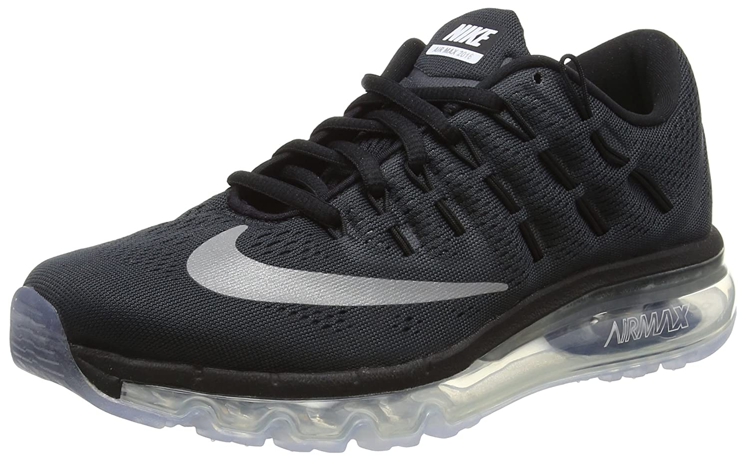 save off 63527 6eee4 Amazon.com   NIKE Air Max 2016 (Kids)   Running