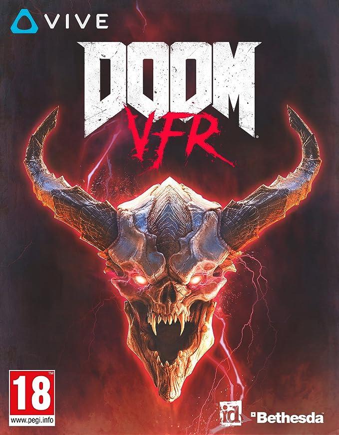 DOOM - VFR: Amazon co uk: PC & Video Games