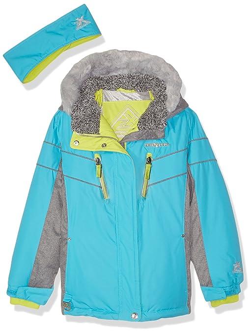 7d042656f Amazon.com  ZeroXposur Girls  Big Bonnie Snowboard Jacket  Clothing