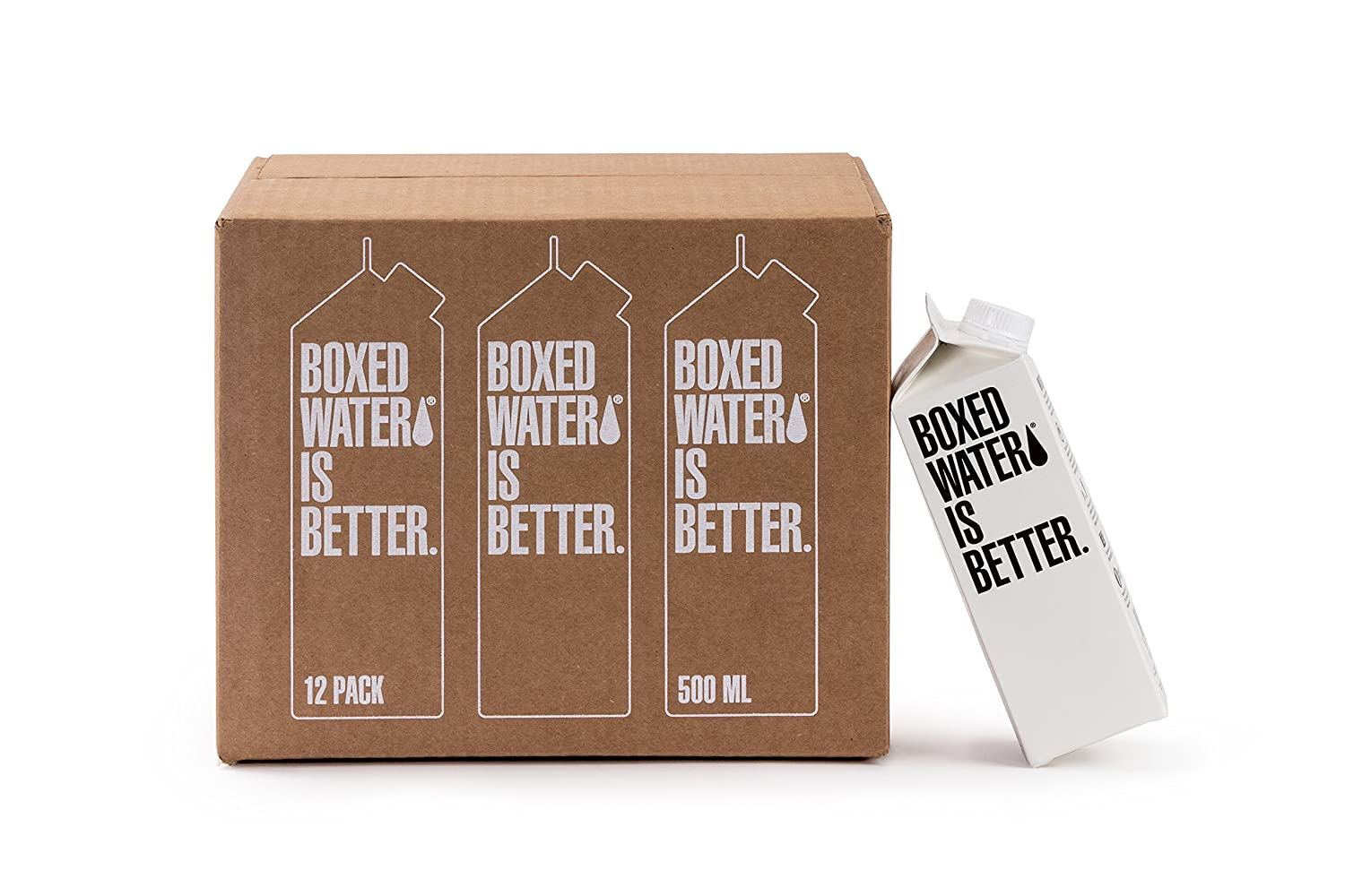 Box Water Is Better