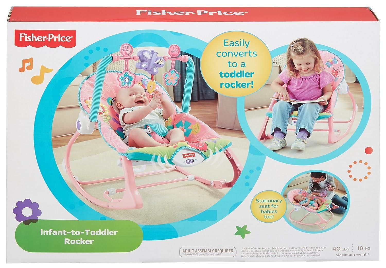 Baby Rocker Chair Fisher Price -