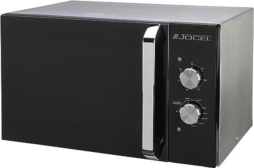 Jocel JMO011442 Microondas, 1000 W, 30 litros, Negro: Amazon.es: Hogar