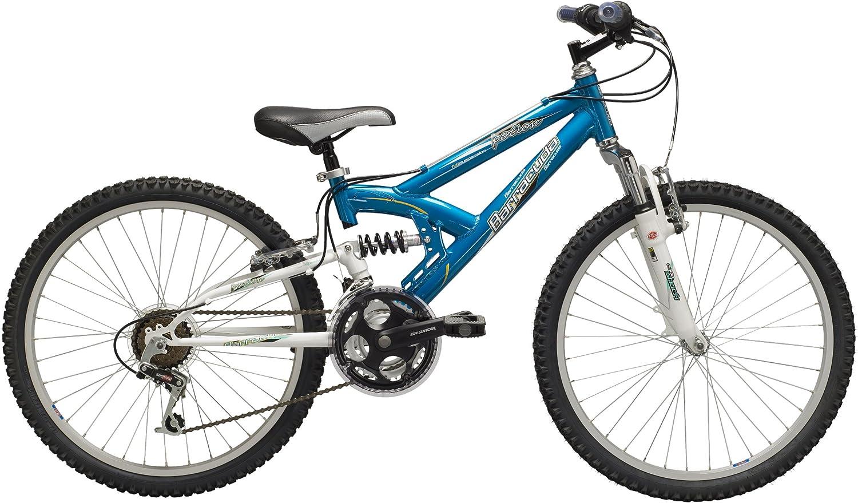 Barracuda BAR444 - Bicicleta Infantil MTB para niña, 9 a 12 años ...