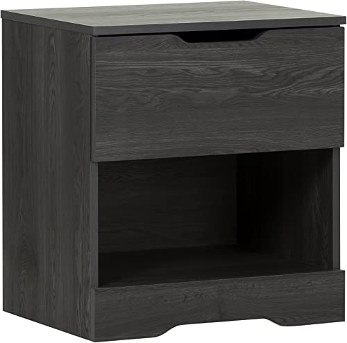 South Shore Trinity 1-Drawer Nightstand