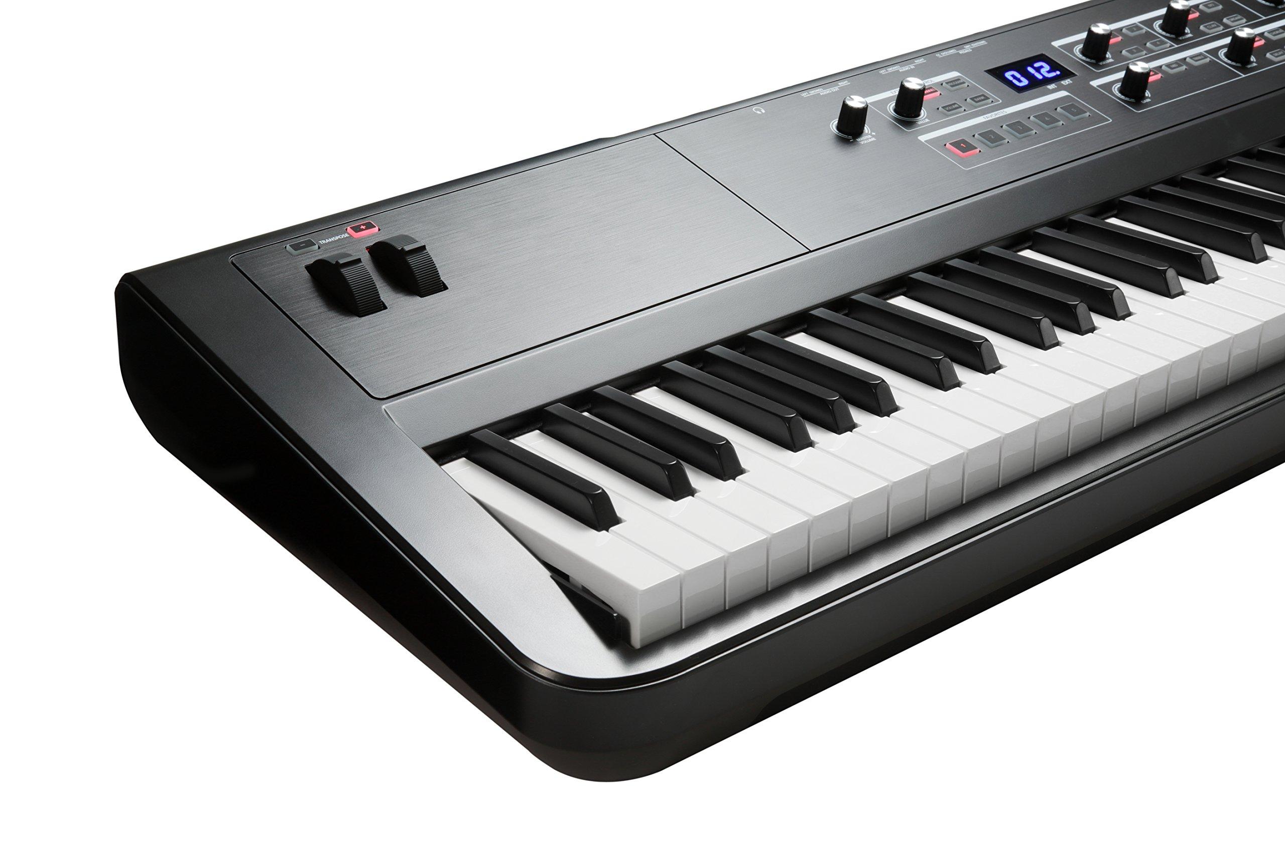 Kurzweil SP1 88-Key Stage Piano, Black (SP1-LB) by Kurzweil (Image #5)