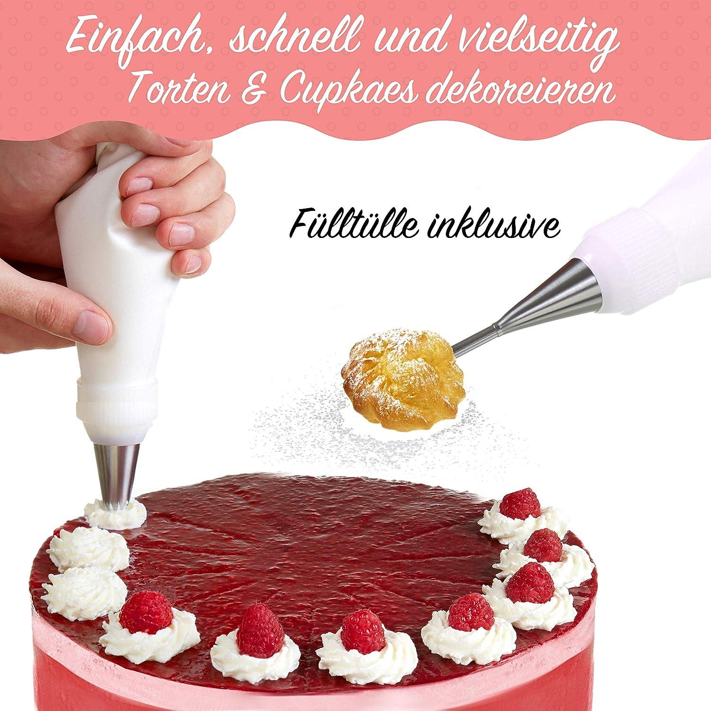 Haushalt Edelstahl Ofen Thermometer Perfekte für Backen Kuchen//Torten