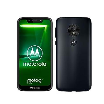 2d5289b33c Motorola Moto g7 Play 5.7 Inch Android 9.0 Pie UK Sim-Free Smartphone with 2