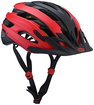 BELL Casco para Bicicleta Event XC MIPS, Unisex, Color Matte Red/Black,