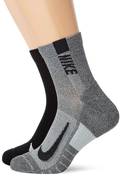 Amazon.com: Nike - Calcetines de tobillo unisex para correr ...