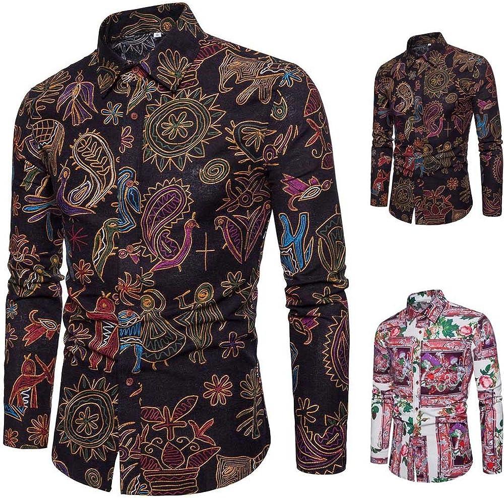 Rawdah_Camisas De Hombre Manga Larga Camisas Hombre Manga Larga Camisas De Hombre Talla Grande Camisas Hombre Slim Camisas Hombre Camisas: Amazon.es: Ropa y accesorios