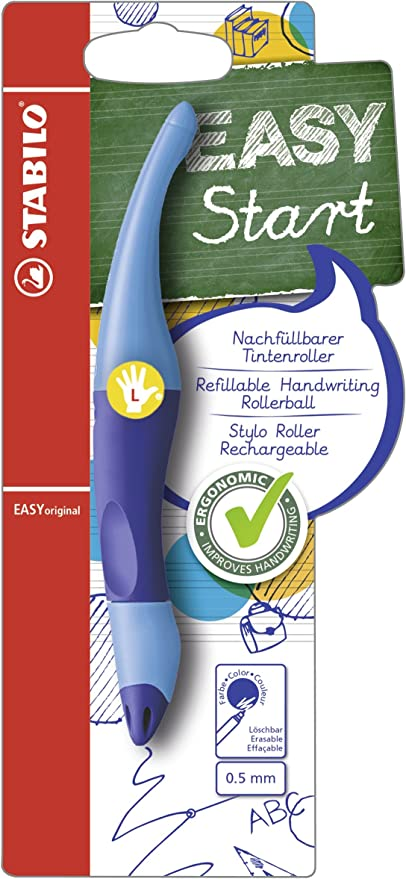 Blu refill per mancini STABILO EASYoriginal Penna Roller