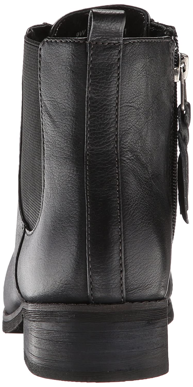 SoftWalk Women's Miller Boot B00S038GV4 5 B(M) US|Black