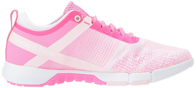 Reebok Women's Crossfit Grace TR Running Shoe Pink/White/Po B074V2DXR3 5 B(M) US|Avon-poison Pink/White/Po Shoe 2bcf78