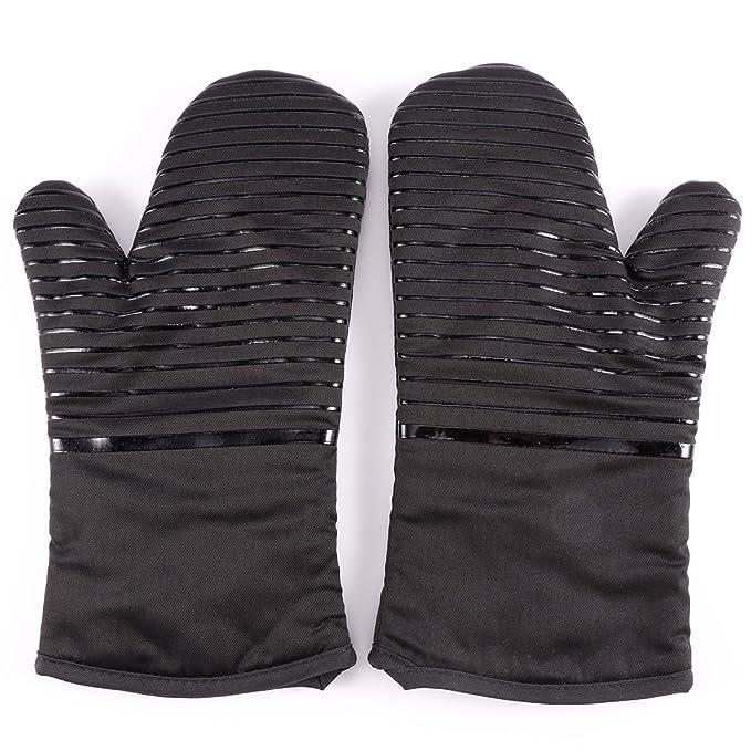 2 x guantes antideslizantes para horno micro microondas cocina ...