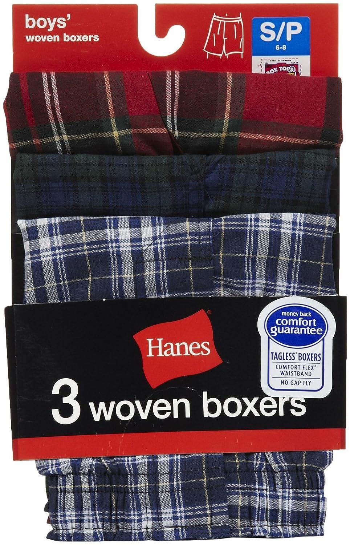 Hanes Boys B841wf