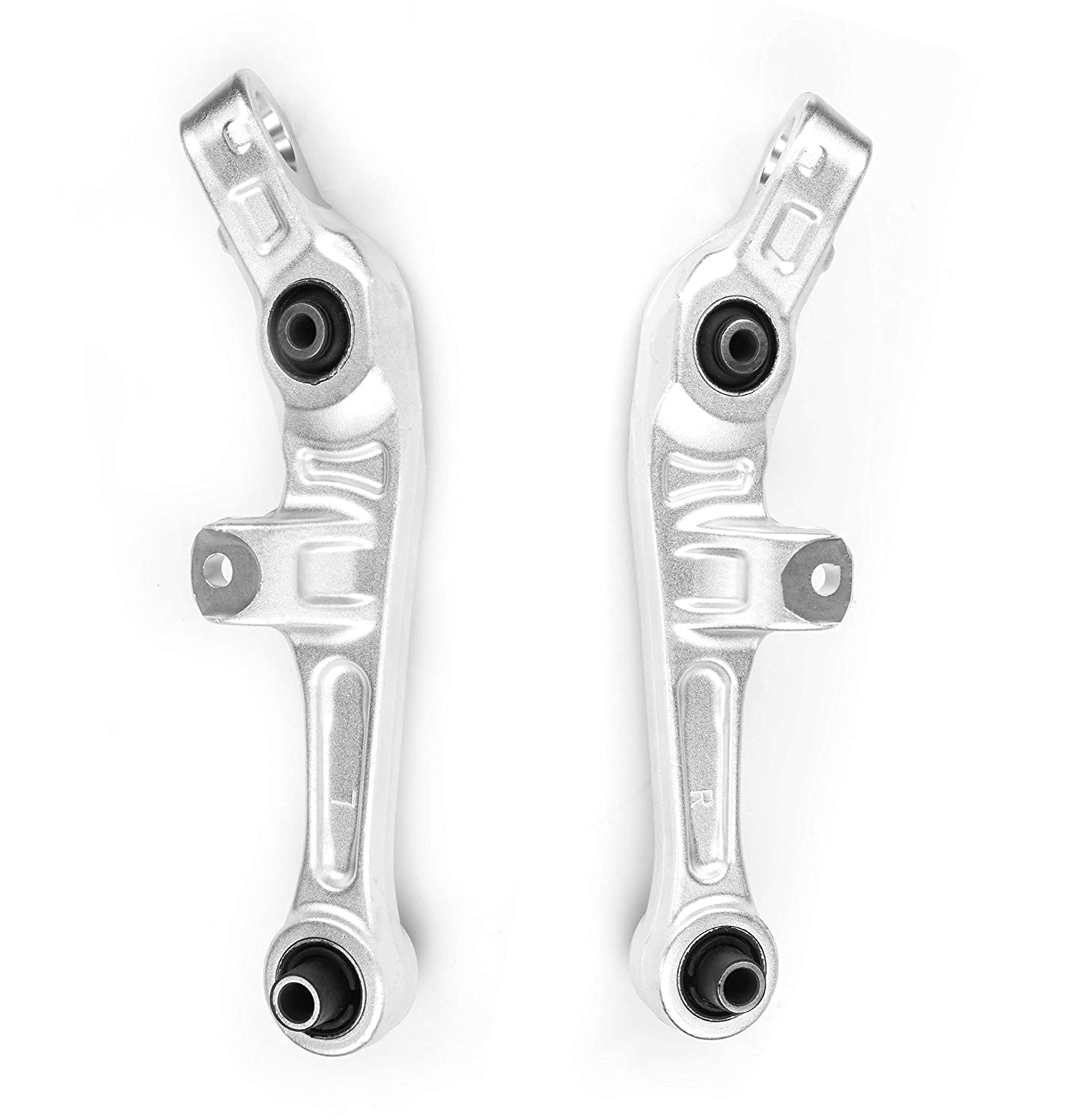 ADIGARAUTO K641594 K641595 2PCS Front Lower Control Arm Compatible with 2003-2004 Infiniti G35 Nissan 350Z