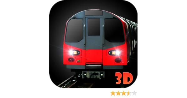 British Subway Train Simulator 3D: Amazon.es: Appstore para Android