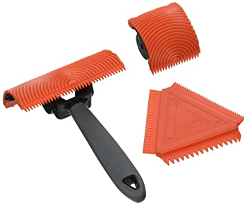 Allway GT3 Graining Tool Set 3Pc