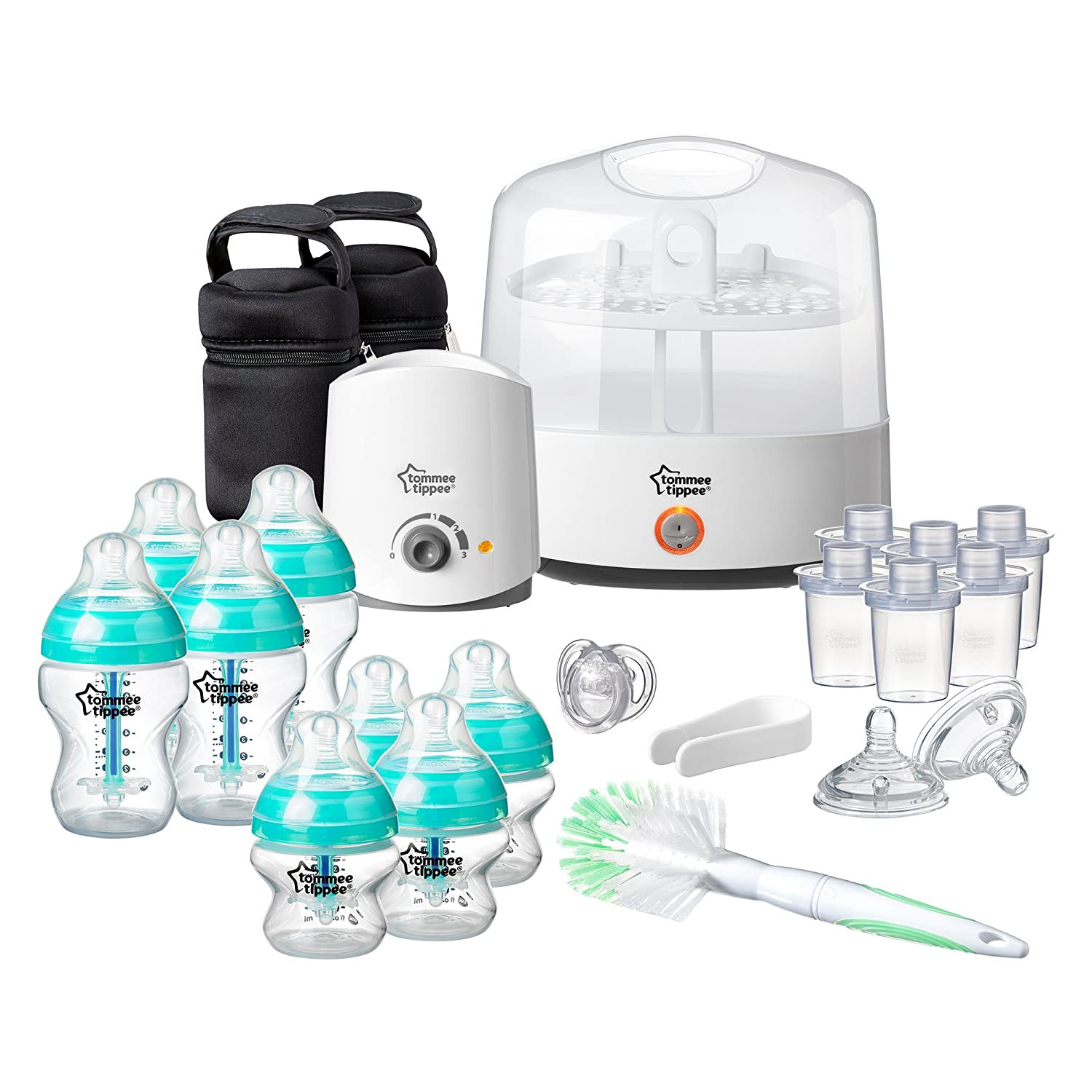 Tommee Tippee Advanced Anti-Colic Complete Feeding Set Mayborn Group 422584