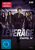 Leverage - Staffel IV [5 DVDs]