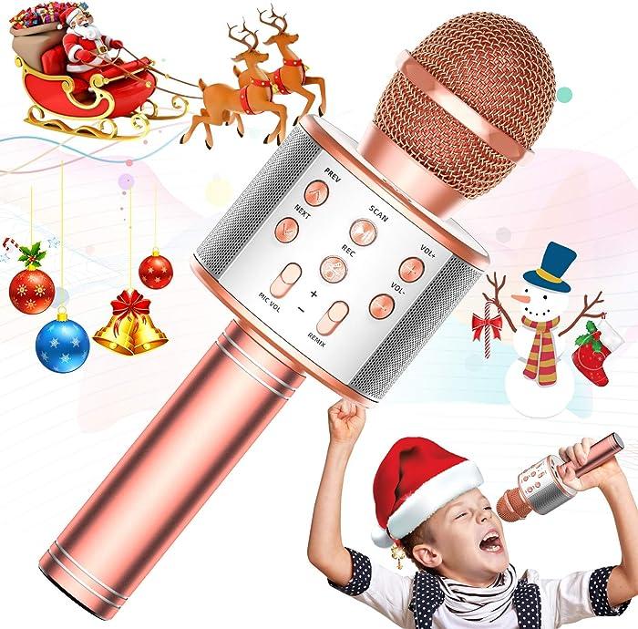 Top 10 Q9 Wireless Home Ktv Karaoke Bluetooth Microphone