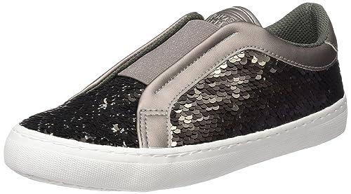 Gioseppo Alana, Zapatillas Mujer, Gris (Plomo), 38 EU
