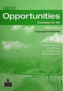 New opportunities. Intermediate. Language powerbook. Per le Scuole superiori. Con Multi-