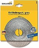 Schellenberg 31202 Rollladengurt 23 mm/12.0 m, grau