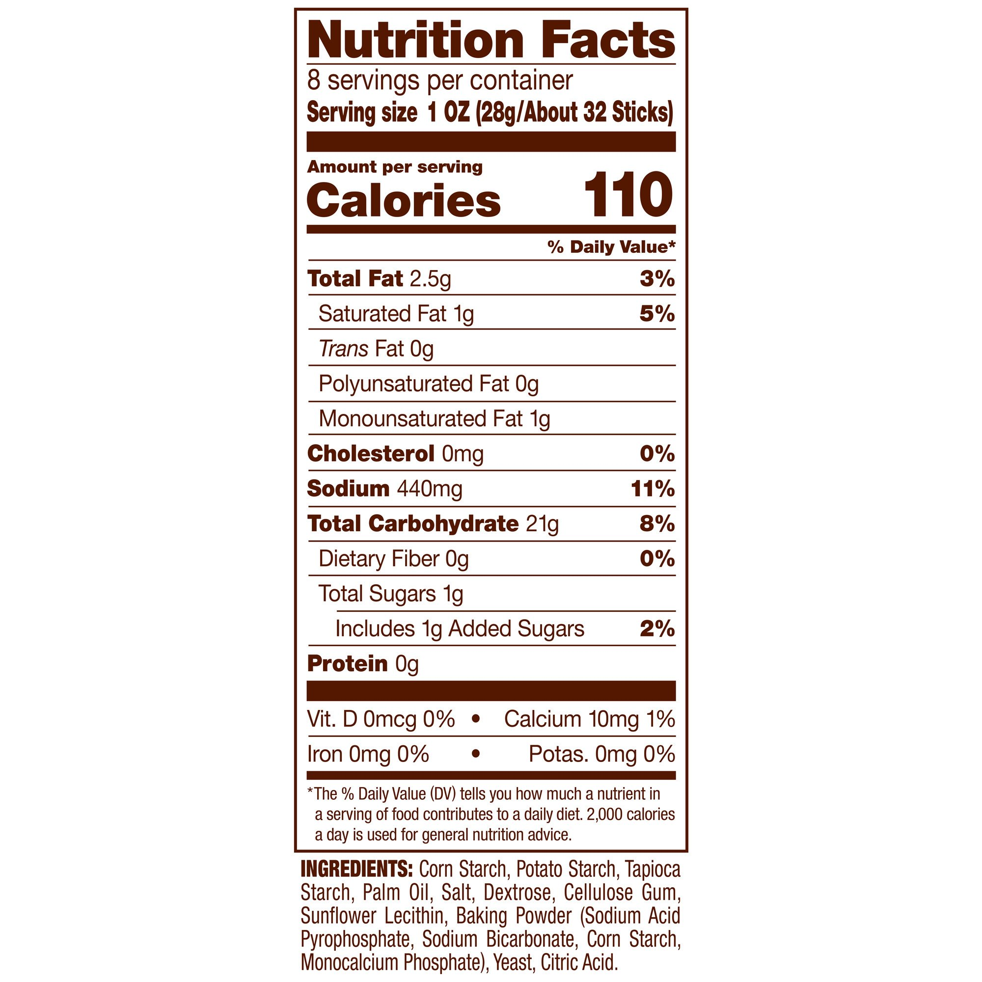 Snyder's of Hanover Gluten Free Pretzel Sticks, 8 Ounce (Pack of 12) by Snyder's of Hanover (Image #4)