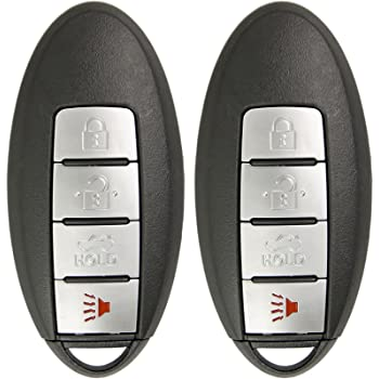 KR5S180144106, 285E3-4CB1A Car Smart Key Fob Keyless Entry Remote fits 2014-2016 Nissan Rogue