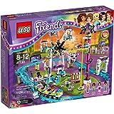 LEGO Friends 41130 - Set Costruzioni La Montagne Russe Del Parco Divertimenti