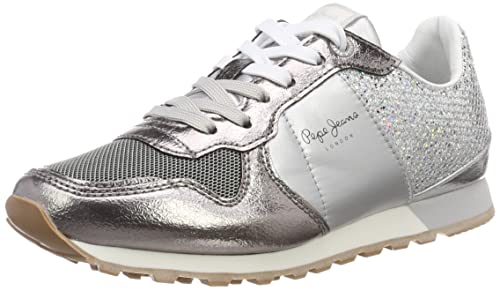 Pepe Jeans Damen Verona W Blom Sneaker