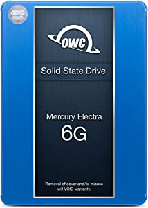 """OWC 250GB Mercury Electra 6G SSD 2.5"""" Serial-ATA 7mm Solid State Drive"""