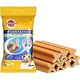 Pedigree Dentastix Small Breed Dog Oral Care, 110 g Weekly Pack (7 Sticks)