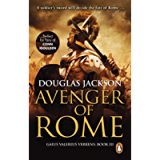 Avenger of Rome: (Gaius Valerius Verrens 3): a gripping and vivid Roman page-turner you won't want to stop reading