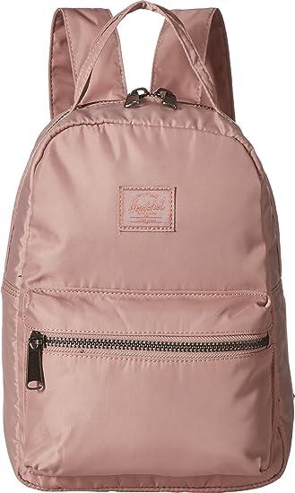 Herschel Flight Satin Nova Mini Backpack antique pink  Amazon.co.uk   Clothing 5f05939a8e